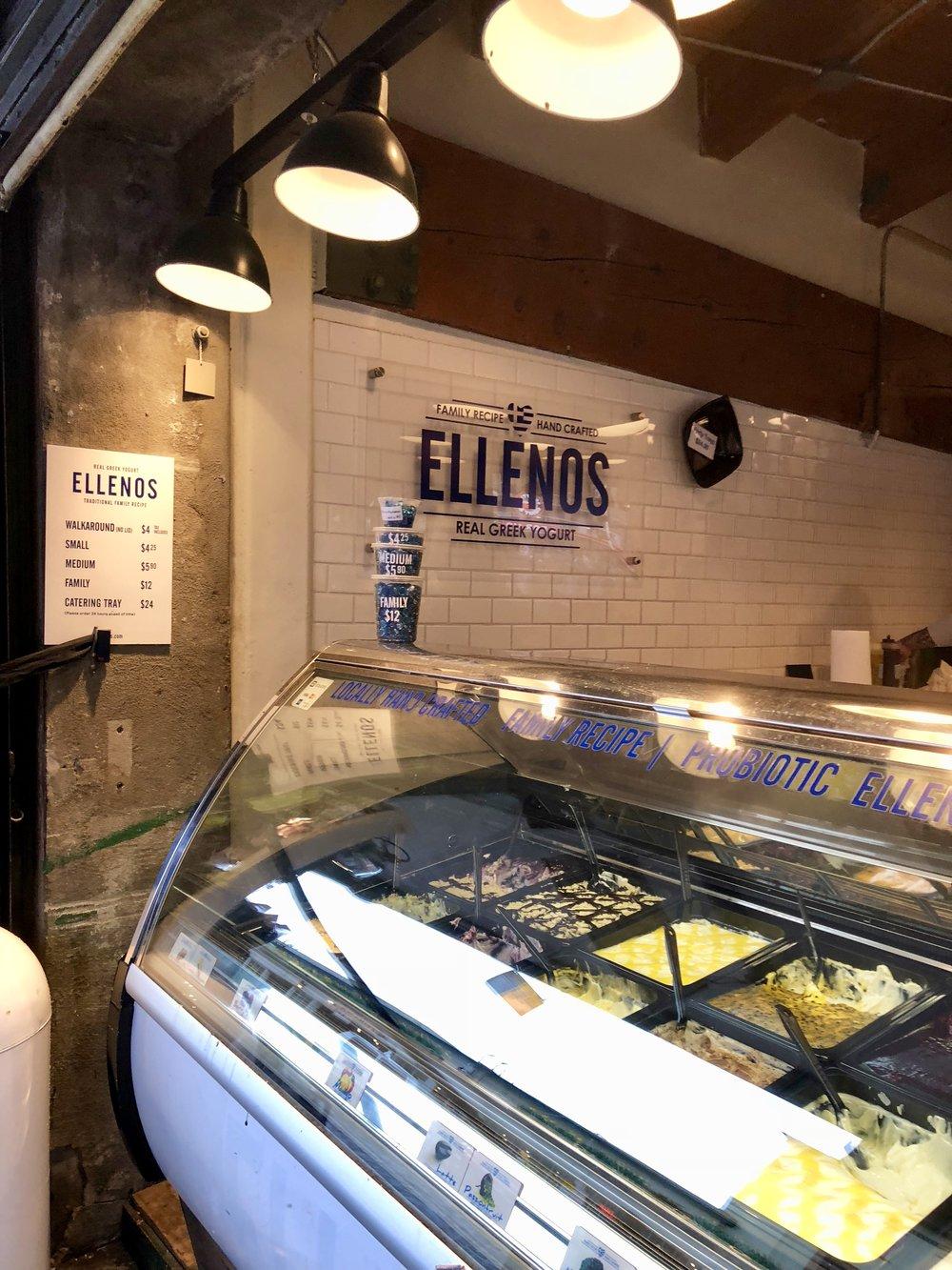 Ellenos Real Greek Yogurt -