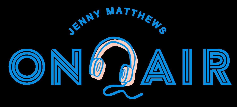 MY INFERTILITY STORY — Jenny Matthews On Air