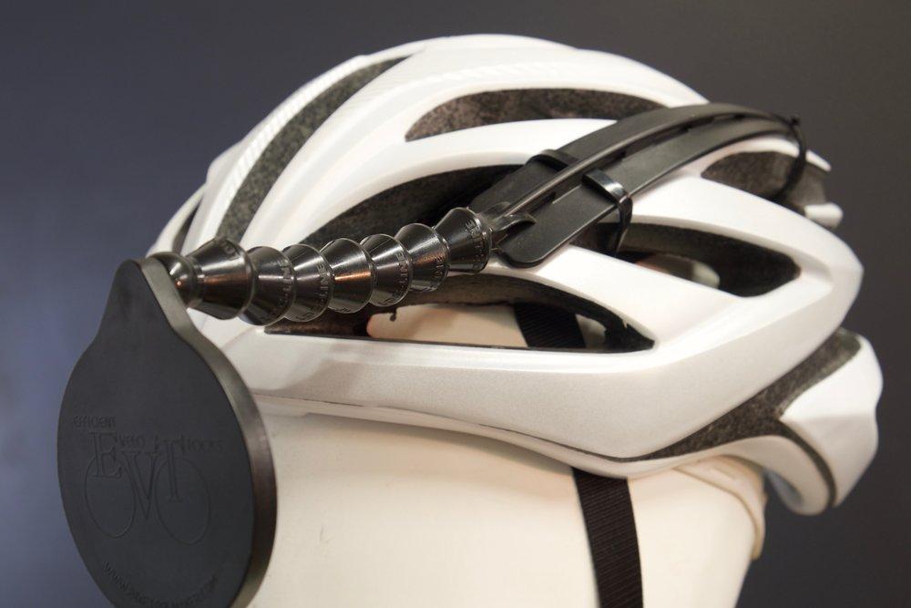 Safe Zone Helmet Mirror Efficient Velo Tools Evt