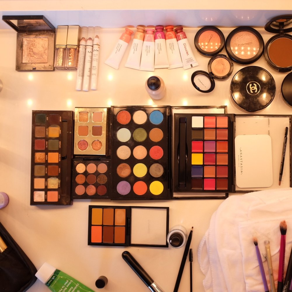 Makeup reboot - $449A flat rate price to overhaul your entire makeup routine, personalized PDF shopping list OR in person shopping, hands on implementation and written material to make sure that you stay on track