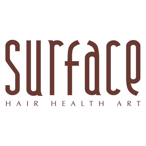 Surface products are all made with all natural ingredients and certified botanicals. The products are free of; sulfates, gluten, parabens, animal protein, mineral oil, phthalates and contain natural palm and coconut oils that help cleanse thoroughly. All surface products use the color of the natural ingredients and do not add any dyes to change it. The sulfate free shampoos are made with natural bassu, palm, and coconut oils that thoroughly cleanse and maintain hair color. If you want products all derived from natural ingredients that provide moisture and cleanse the hair and skin then Surface is your brand.