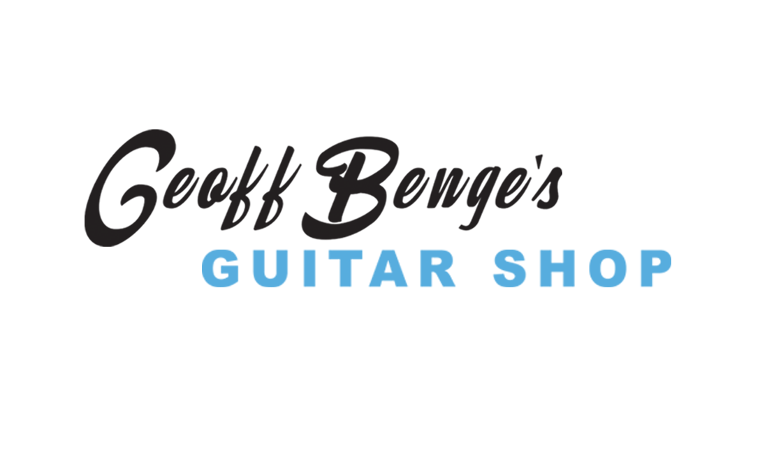 Geoff Benge's Guitar Shop