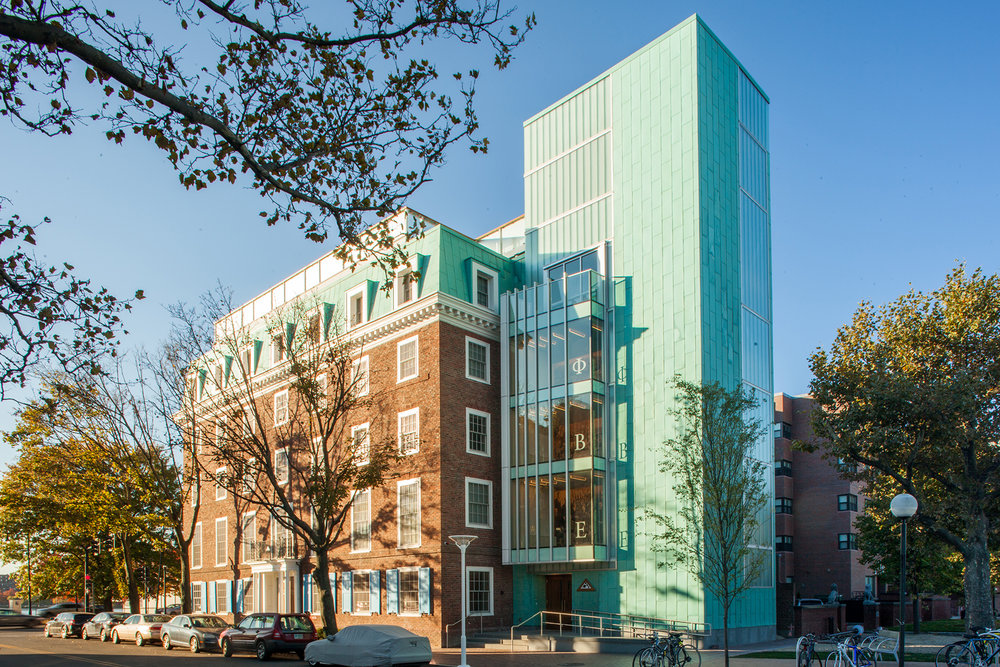 Phi Beta Epsilon at MIT
