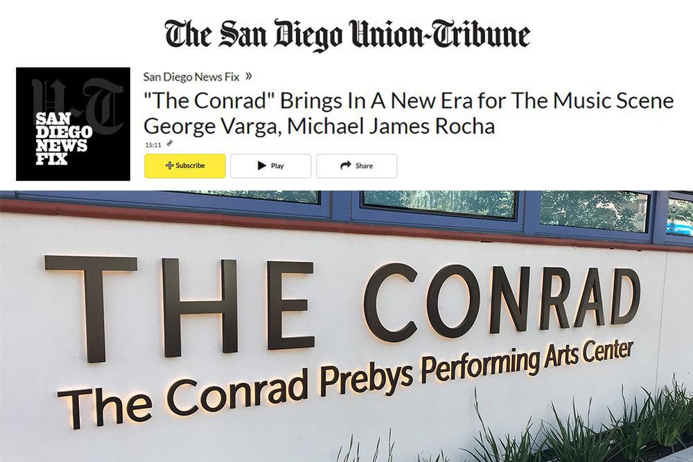 "George Varga, Michael James Rocha // ""San Diego News Fix"" podcast,  The San Diego Union-Tribune  // 04.02.19"