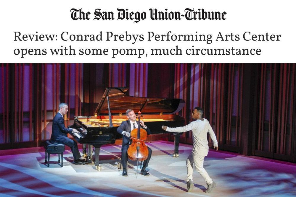 George Varga //  The San Diego Union-Tribune  // 04.06.19