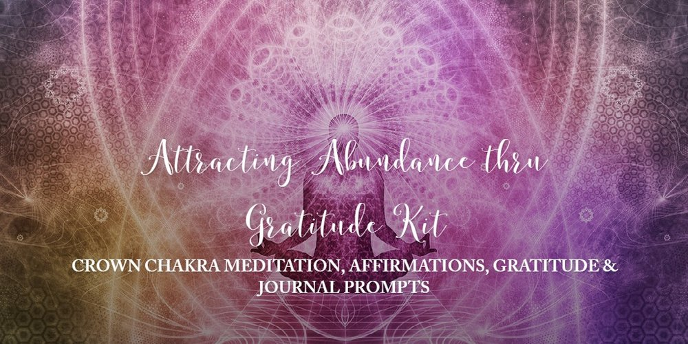 Download Your    Attracting Abundance thru Gratitude Kit!