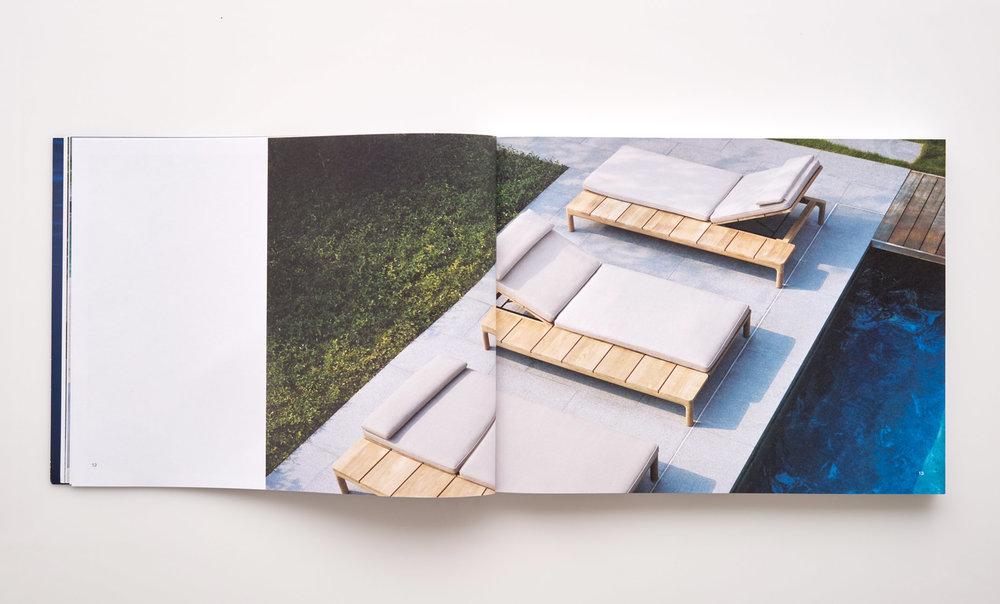 Stephen Karlisch Sutherland Furniture Franck Chaise Lounge