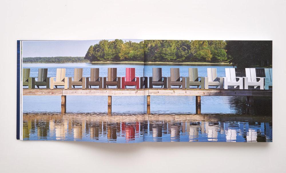Stephen Karlisch Sutherland Furniture Great Camp Adirondack