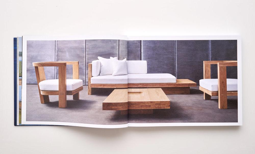Stephen Karlisch Sutherland Furniture Plateau Collection