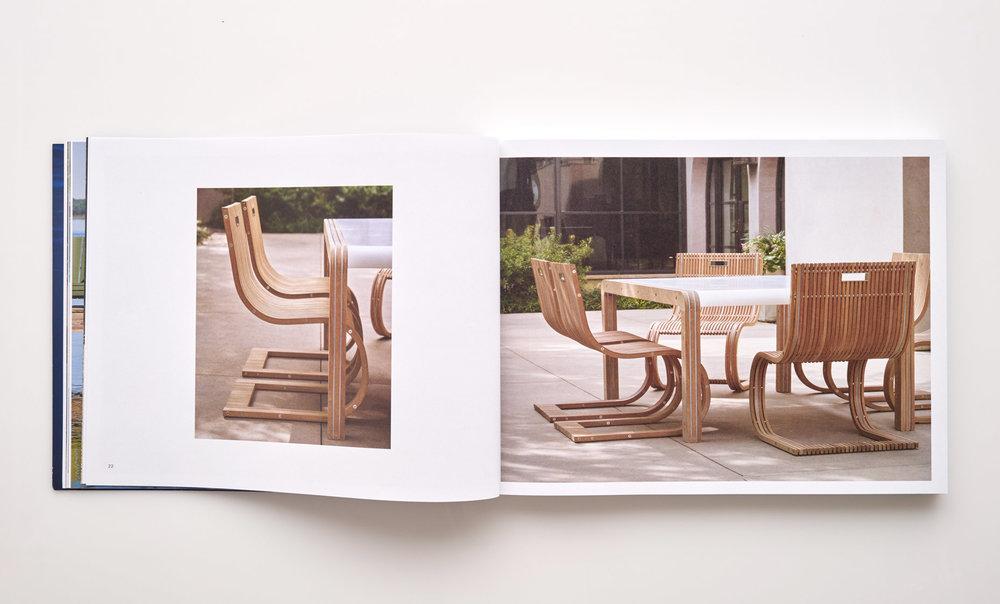 Stephen Karlisch Sutherland Furniture Continuous Line Collection