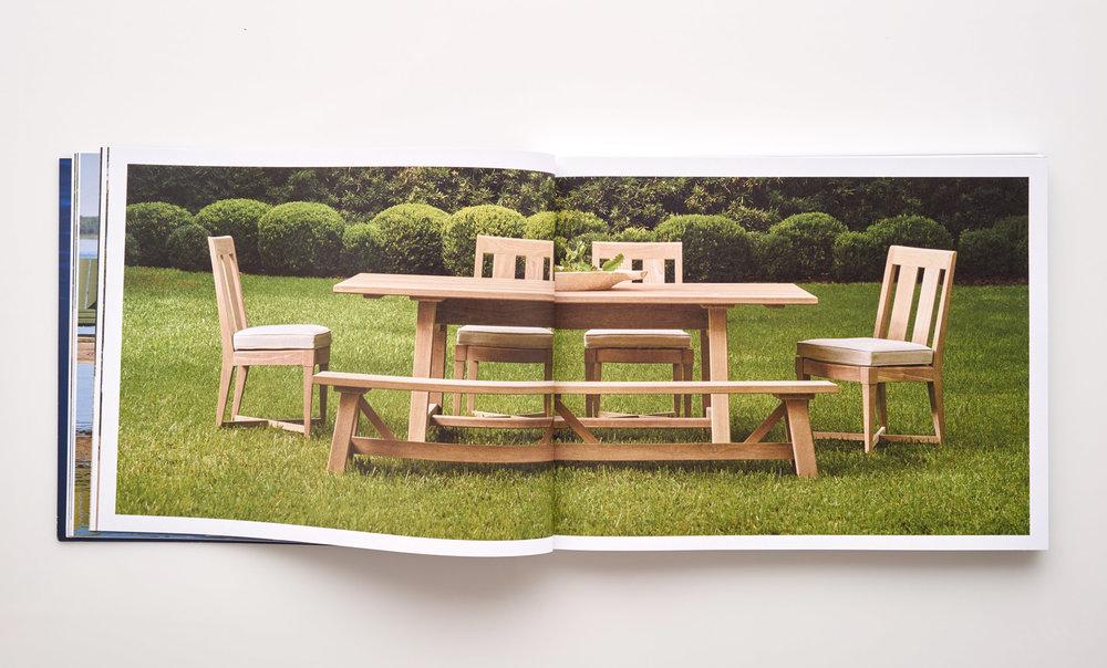 Stephen Karlisch Sutherland Furniture Harneau Dining