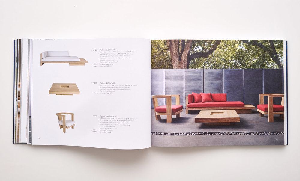 Stephen Karlisch Sutherland Furniture Plateau