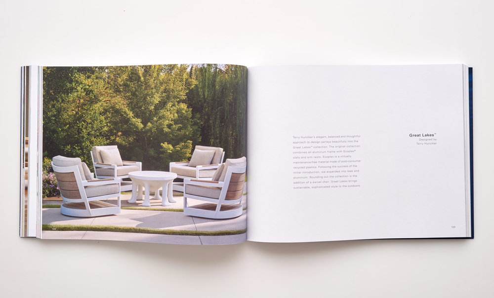 Stephen Karlisch Sutherland Furniture Great Lakes Collection