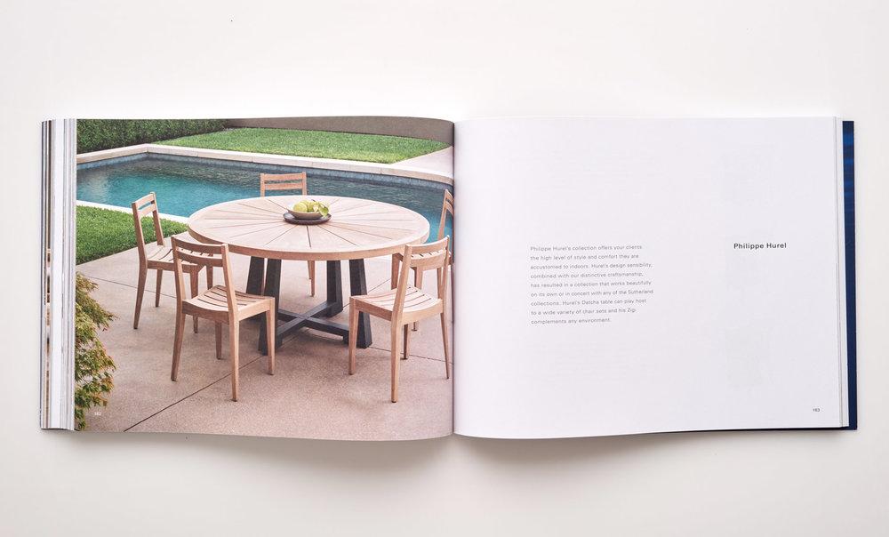 Stephen Karlisch Sutherland Furniture Philippe Hurel Collection