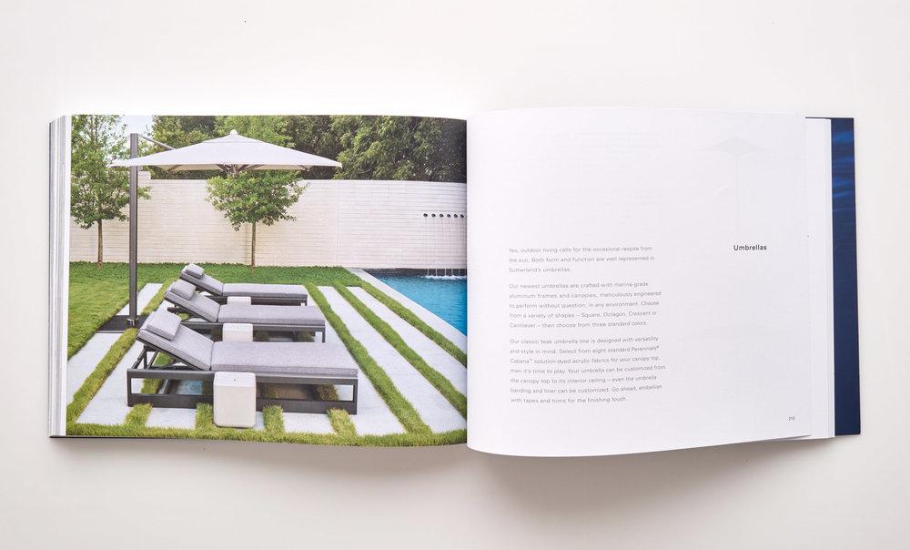 Stephen Karlisch Sutherland Furniture Umbrellas