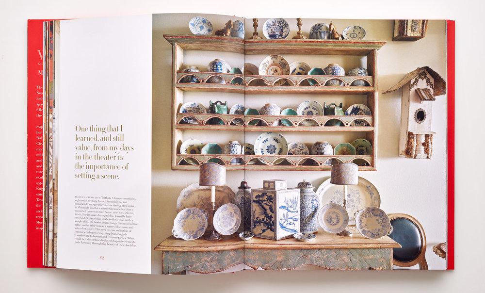 Stephen Karlisch Wanderlust 82-83 Ceramics Detail