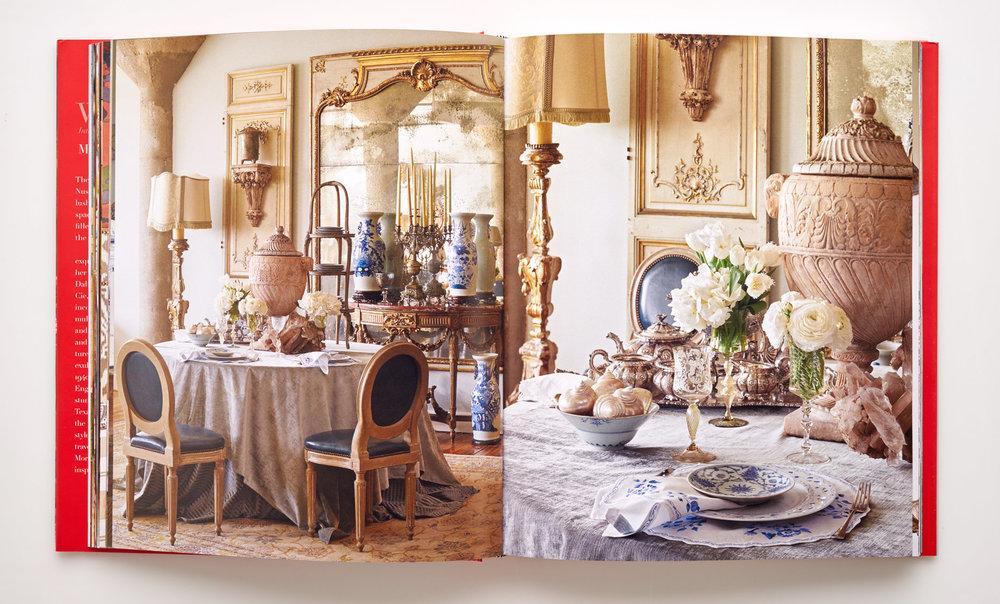 Stephen Karlisch Wanderlust Dining Table Detail