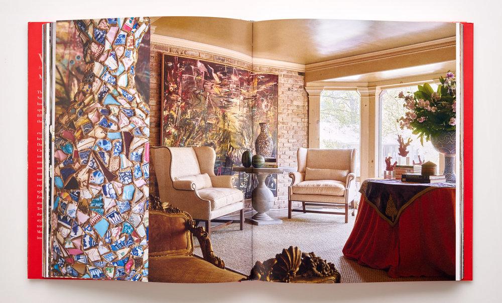 Stephen Karlisch Wanderlust Sitting Room Mosaic