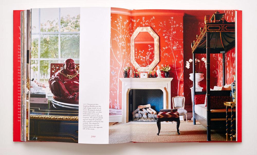 Stephen Karlisch Wanderlust 200-201 Red Room