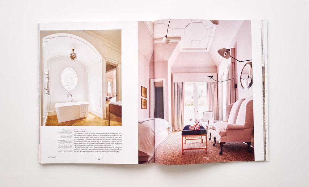 Stephen Karlisch D Home Cool Colonial Bedroom Bath
