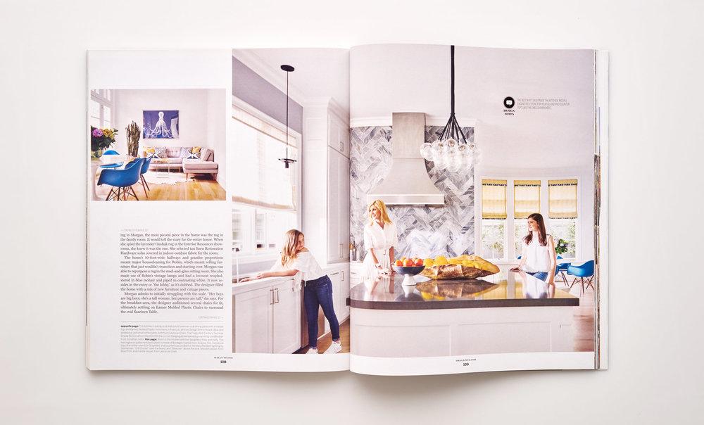 Stephen Karlisch D Home California Dreamy Kitchen