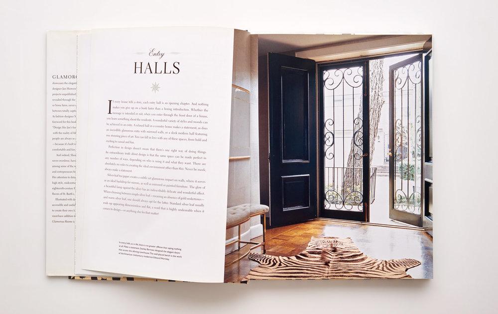 Stephen Karlisch Jan Showers Glamorous Rooms Halls Title