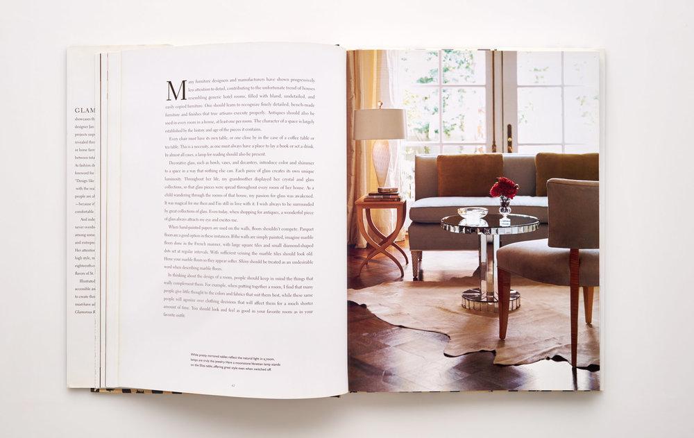 Stephen Karlisch Jan Showers Glamorous Rooms Living Room Classic
