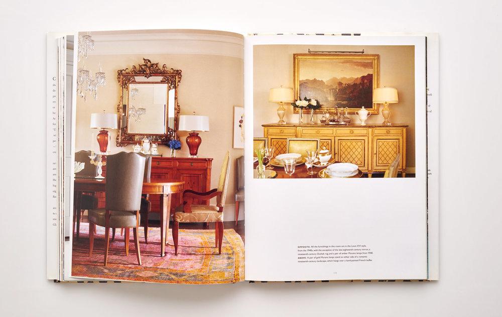 Stephen Karlisch Jan Showers Glamorous Rooms Louis XVI Dining