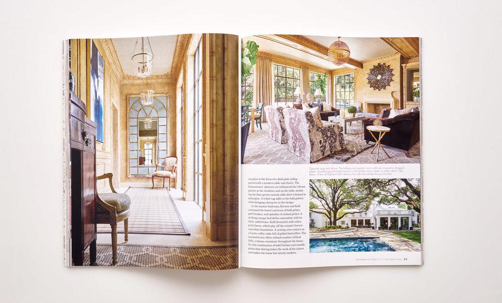 Stephen Karlisch Southern Home Livable Luxury Interior Exterior