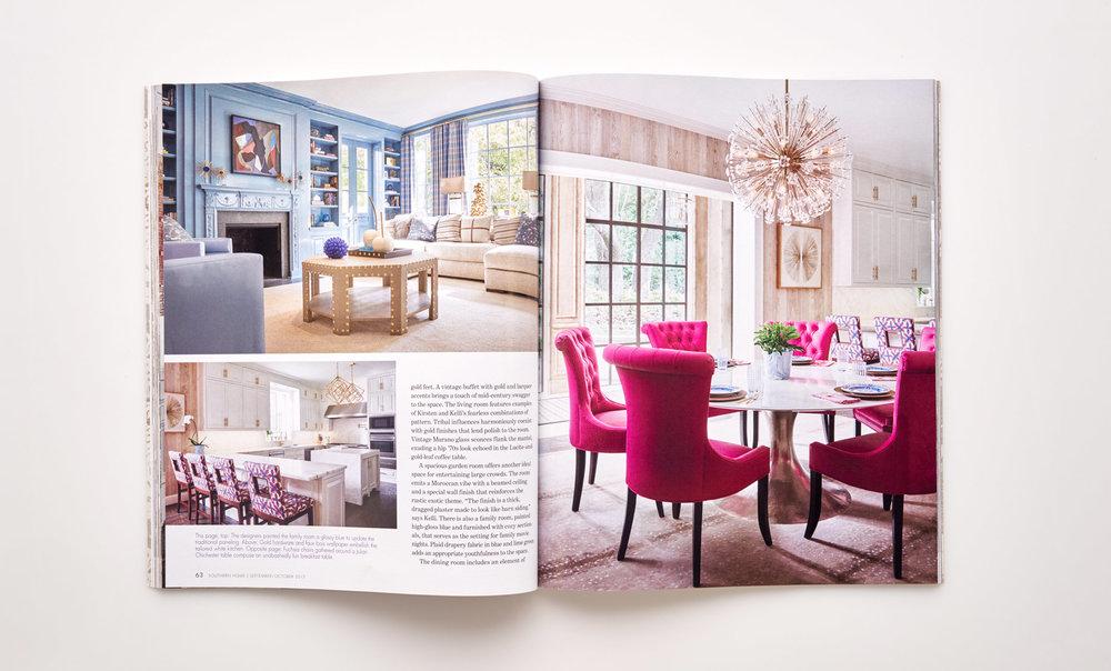 Stephen Karlisch Southern Home Livable Luxury Interiors