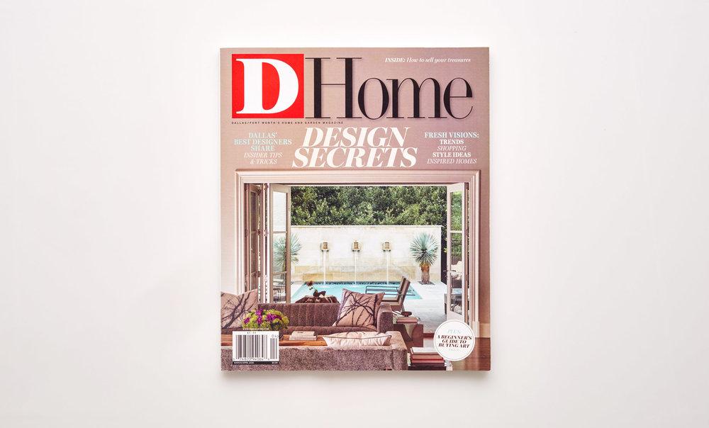 Stephen Karlisch D Home Artist In Residence Magazine Cover