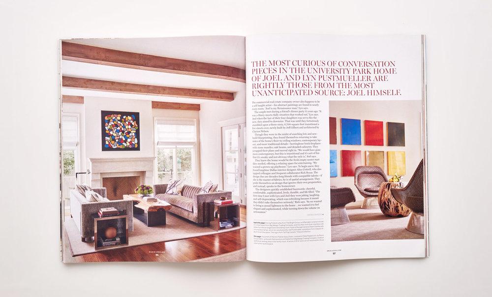 Stephen Karlisch D Home Artist In Residence Family Room