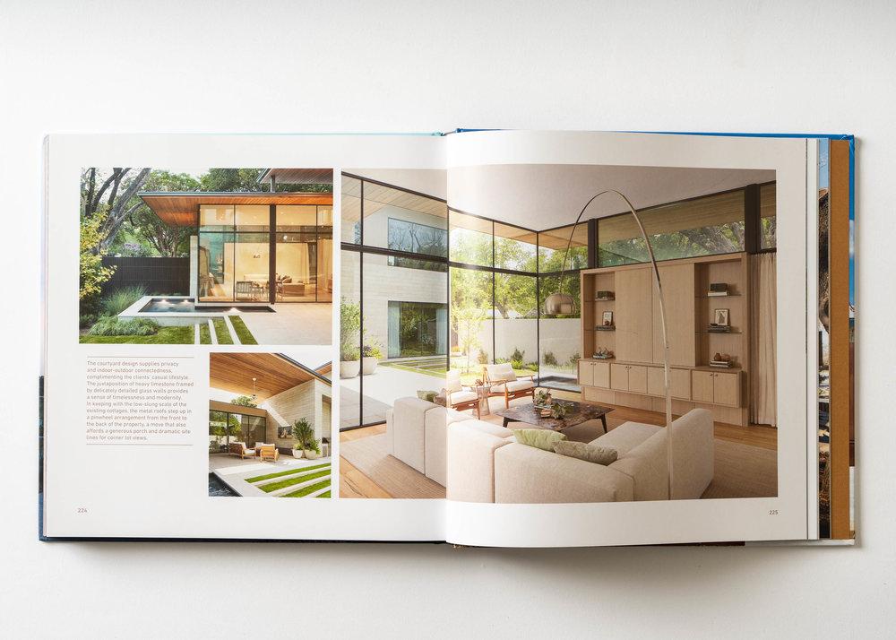 Stephen Karlisch Texas Modern Southwestern Living Room