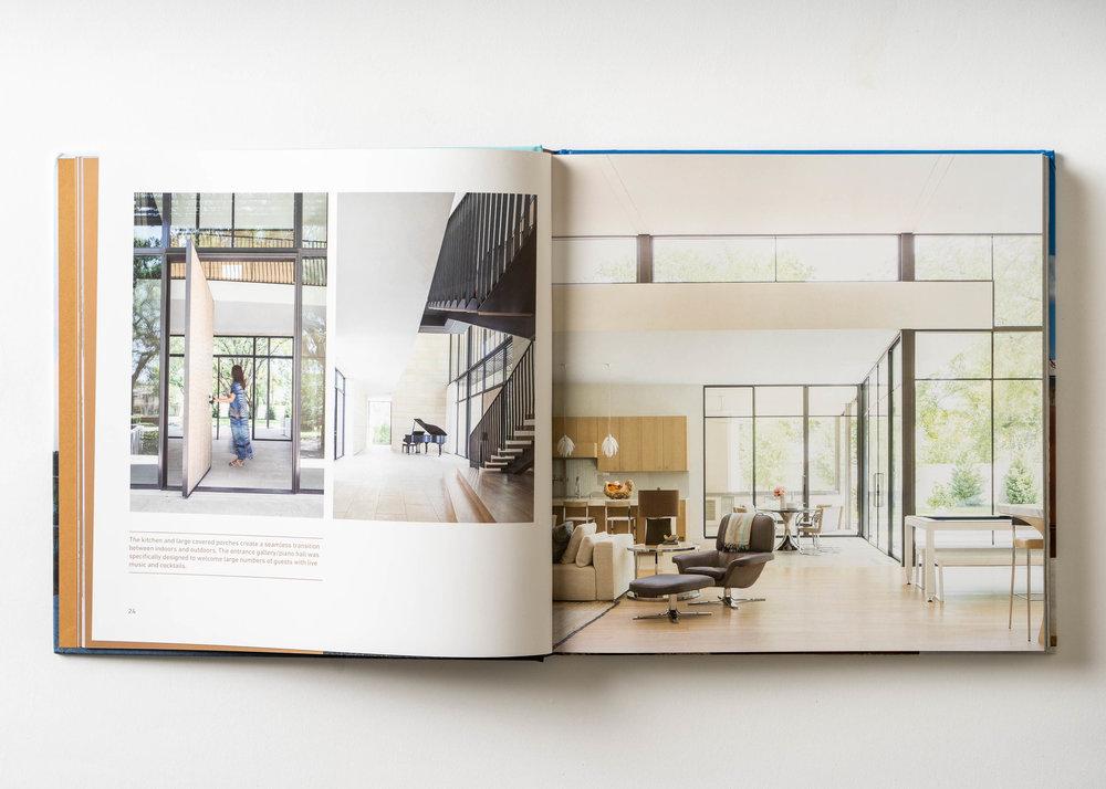 Stephen Karlisch Texas Modern Brookview Spacious Interiors