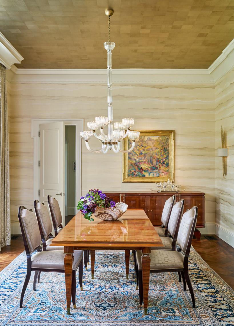 Stephen Karlisch Meadwood Project Dining Room