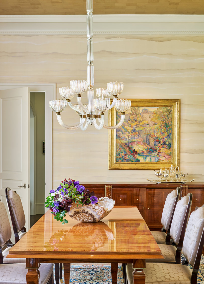 Stephen Karlisch Meadwood Project Dining Table