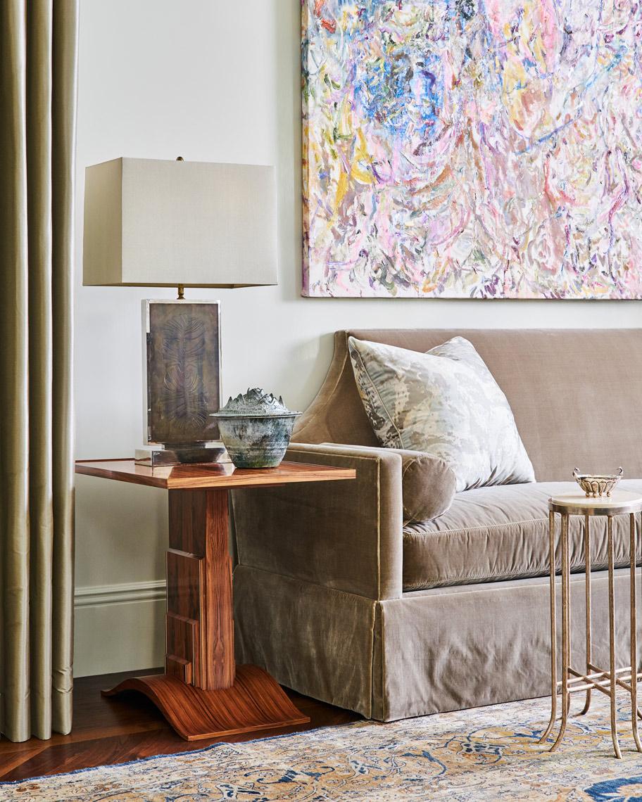 Stephen Karlisch Meadwood Project Living Room Detail