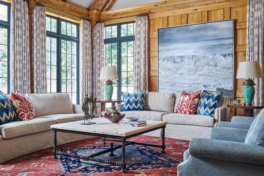 Stephen Karlisch Meadwood Project Family Room