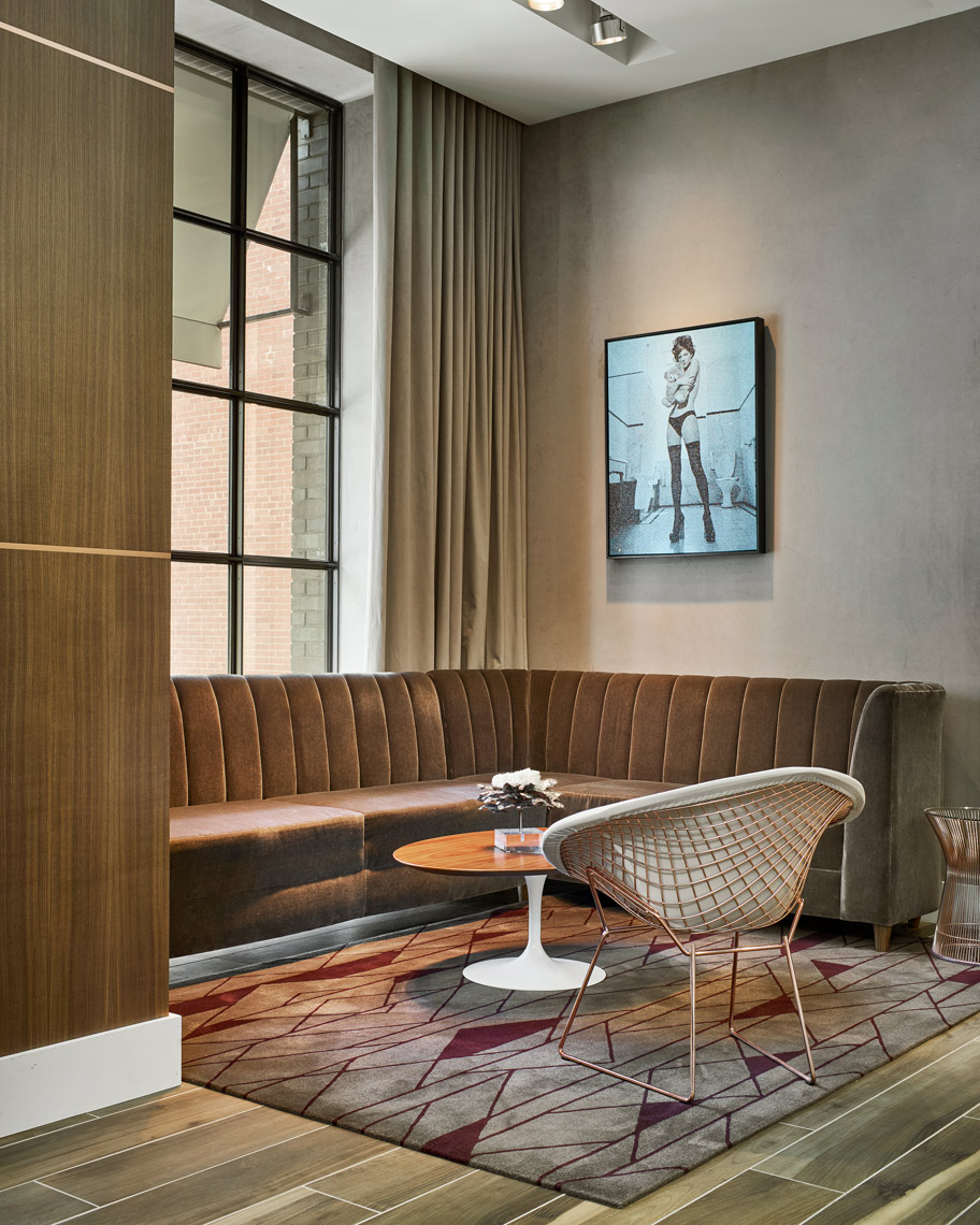 Stephen Karlisch Forty Five Ten Lounge