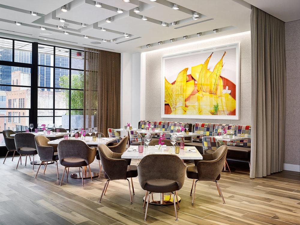 Stephen Karlisch Forty Five Ten Restaurant Area