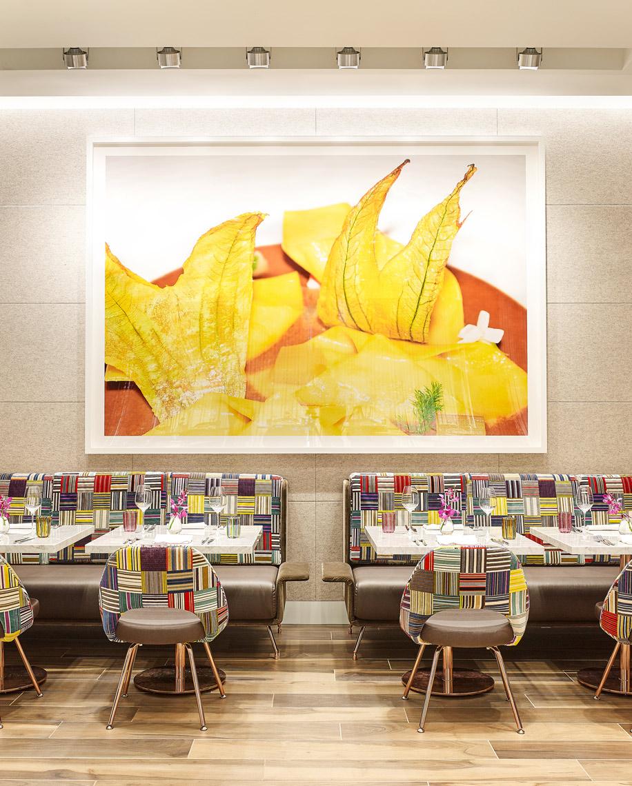 Stephen Karlisch Forty Five Ten Restaurant Mural