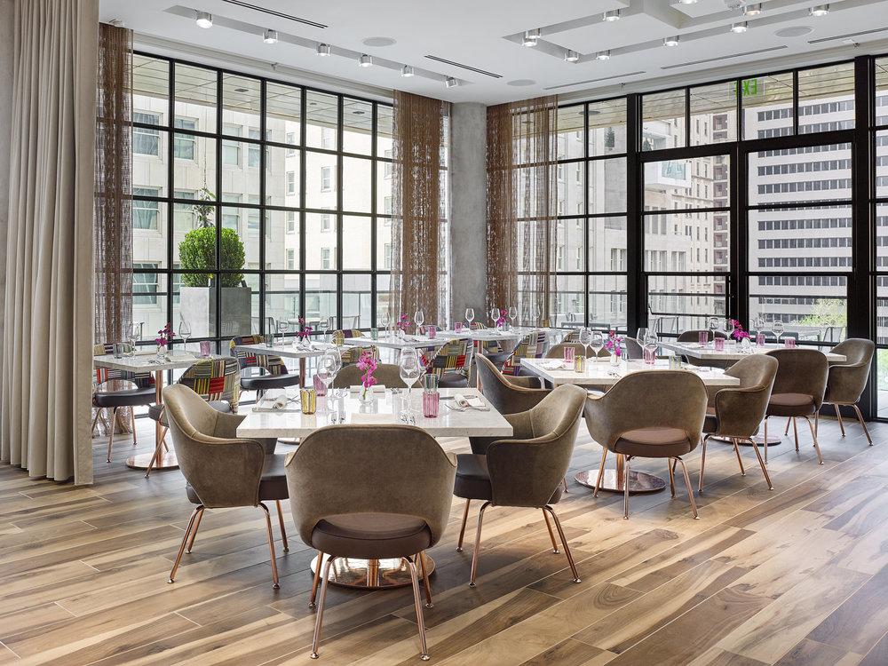 Stephen Karlisch Forty Five Ten Restaurant Seating