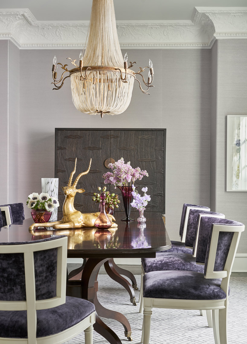 Stephen Karlisch Southlake Project Dining Detail