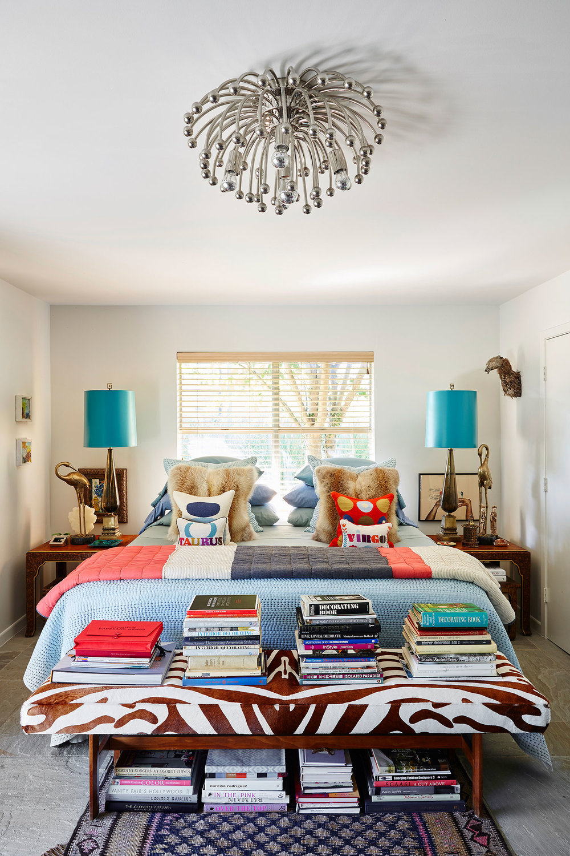 Stephen Karlish Second Home Bedroom