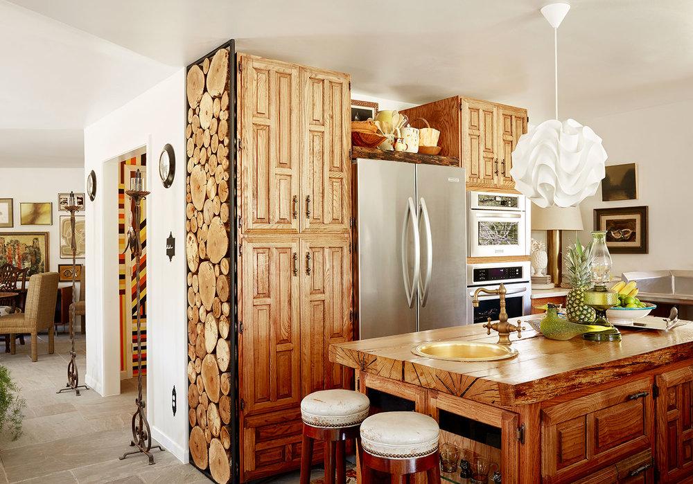 Stephen Karlisch Second Home Kitchen