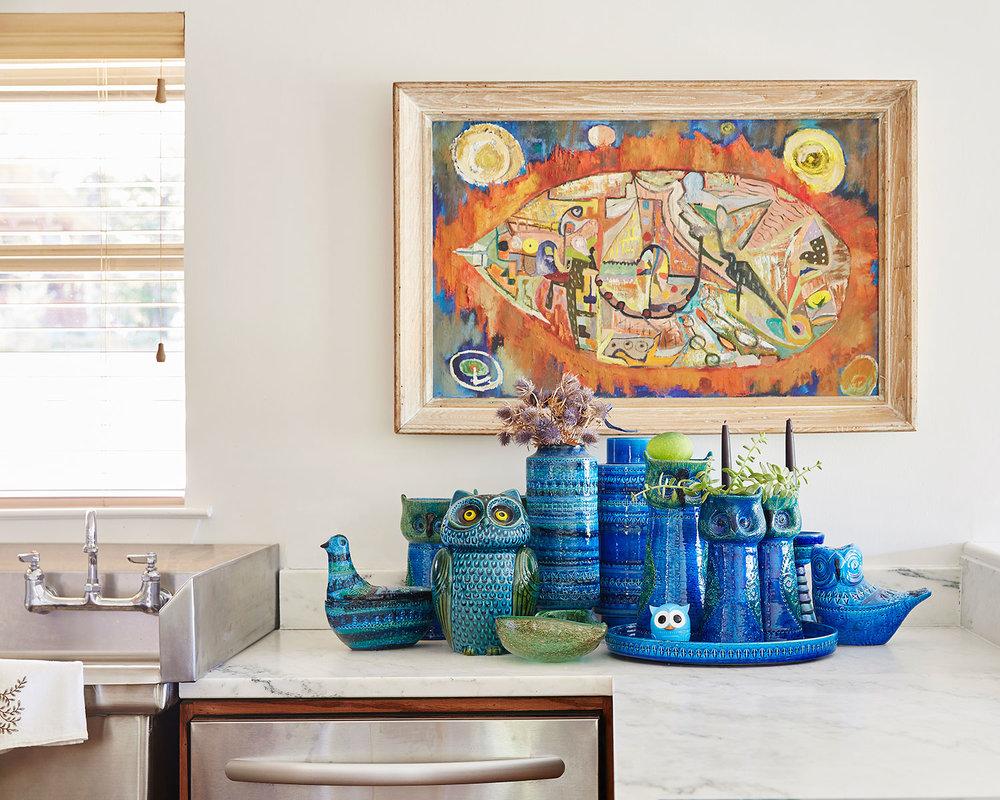 Stephen Karlisch Second Home Kitchen Pottery