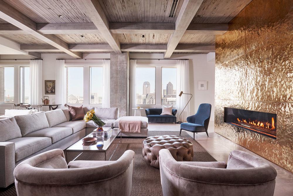 Stephen Karlisch Brant McFarlain Living Room