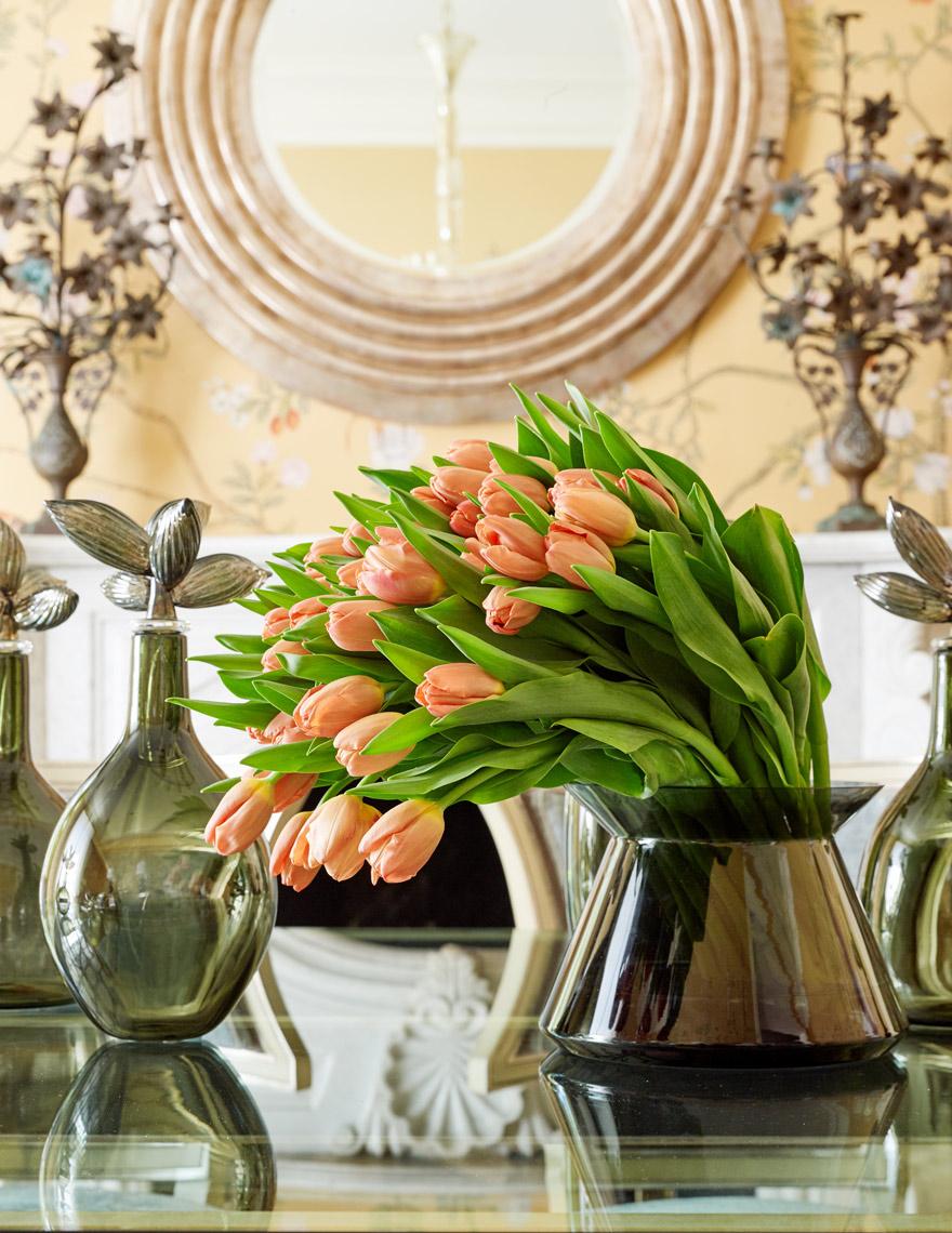 Stephen Karlisch Straight Lane Tulips