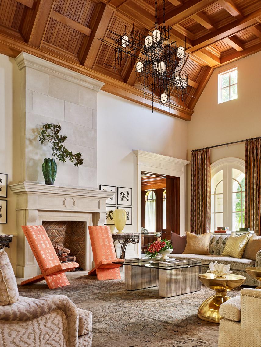 Stephen Karlisch Straight Lane Living Room