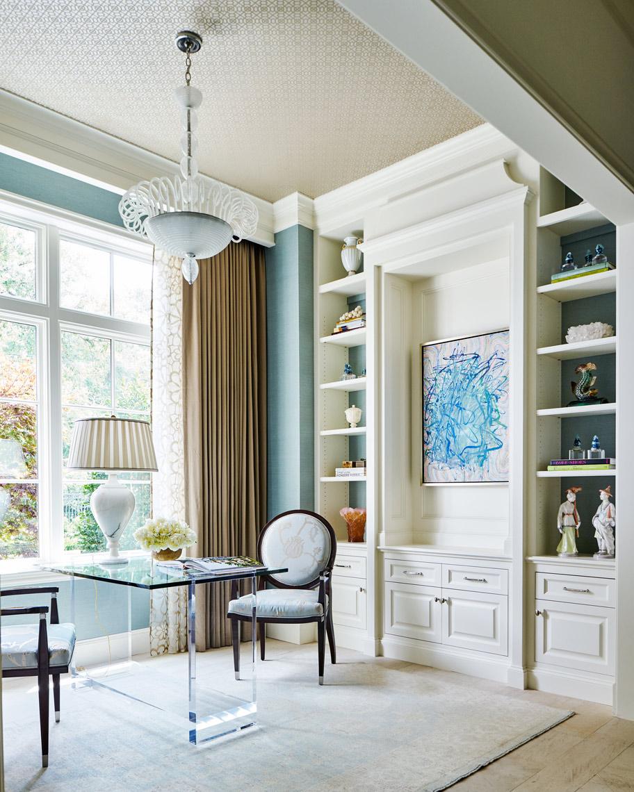 Stephen Karlisch Park Lane Sitting Room